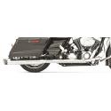 Échappements Freedom Performance Racing True Duals Tourer chr/blk 95-08