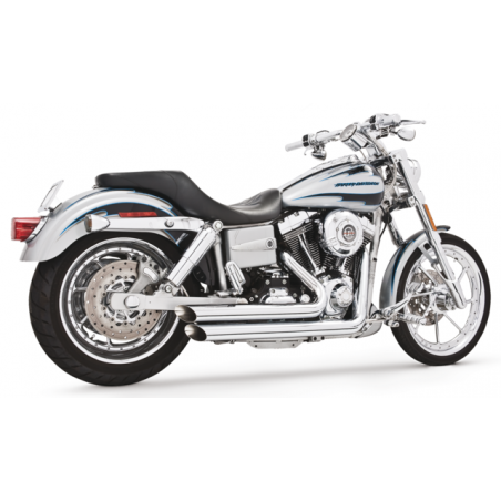 Echappement Freedom Performance Amendment chrome Dyna 91-05