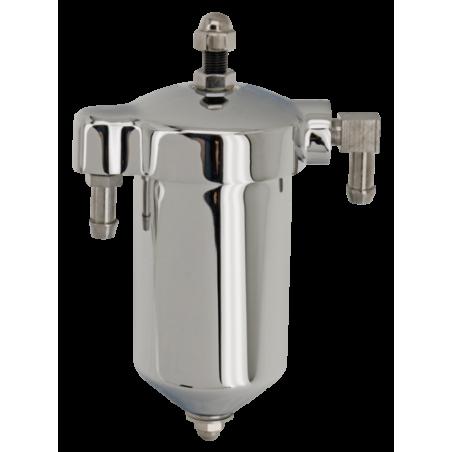 Kit filtre à huile avec haut poli et corps chromé OEM 63800-48