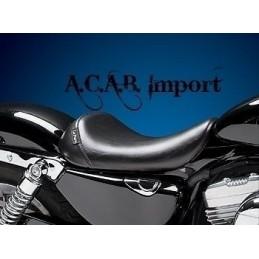 Selle solo Gel Le Pera Bare Bones Sporsters Harley Davidson de 04 à 06 et 10 à 17
