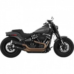 Silencieux Magnaflow Mobster Noir Softail FXFB 2018 Up