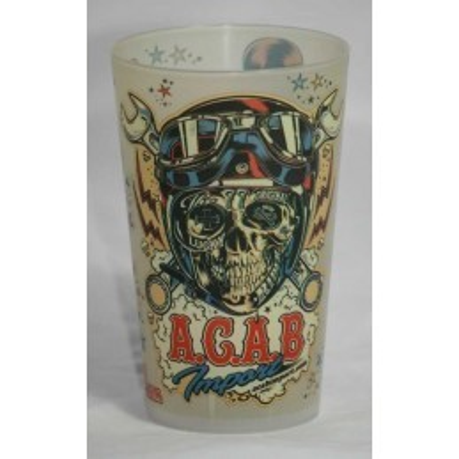 Gobelet plastique réutilisable A.C.A.B. Import