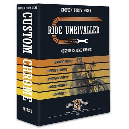 Catalogue Custom Chrome 48 2019 Pièces Harley Davidson