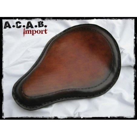 Selle solo medium marron fauve