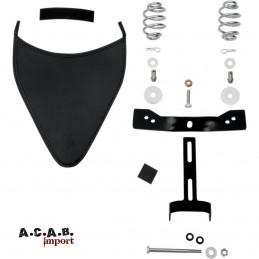 Kit montage de selle solo Drag Specialties Sportster 2004 a 2006 et 2010 a 2017