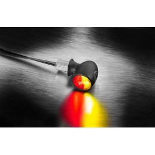 Clignotant Kellermann multifonctions Atto® DF noir