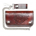 Portefeuille Biker Vintage Lucky 13 No Riders Lucky 13 - 1