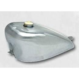 Réservoir d'essence Custom ''Low Tunnel'' style Frisco 2,8 gallons (10.60 litres)