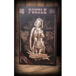 Puzzle 1000 pièces Rumble 59 Some like it inked