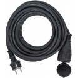 Câble de rallonge   20 m   3 x 1,5 mm²   IP 44