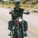 Guidon Biltwell Tracker 1'' Chrome