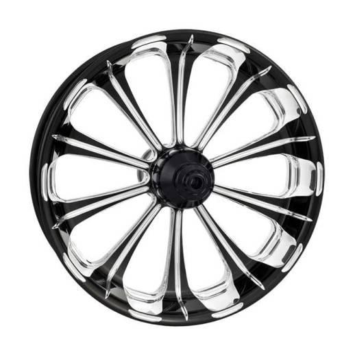 Roue Avant Performance Machine tourer 08 20 ABS dual disc 23 x 3.5 platinium cut revel