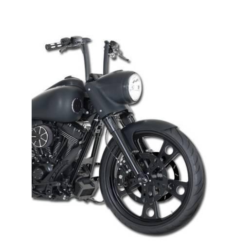"Garde boue avant acier Rick's Motorcycles 23"" Tourer 87 17"