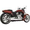SILENCIEUX ÉCHAPPEMENT VANCE & HINES COMPETITION SERIES STAINLESS STEEL V-ROD MUSCLE 09 17
