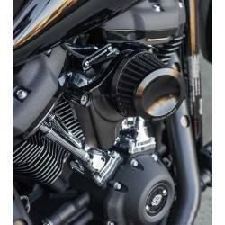 Filtre a air Arlen Ness Mini 22 noir Softail 16 17 Tourer 08 16