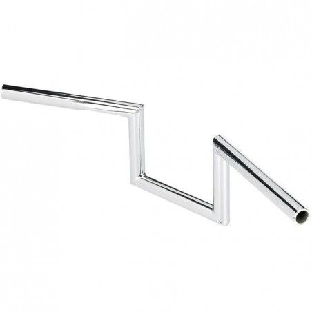 Guidon Biltwell Zed Bar 1'' Chrome