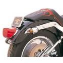 Garde boue arrière custom Softail de 1986 à 1999 Custom Chrome - 1