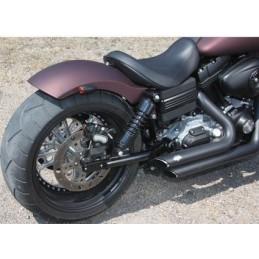 Garde boue large 200 de Rick's motorcycles pour Dyna 06-16