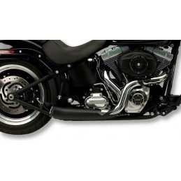 Echappement Phantom Pipe Softail Dyna 12-15