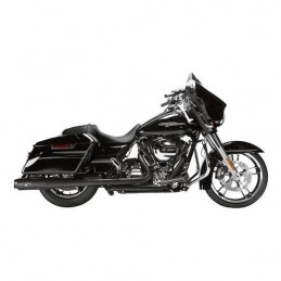 Echappement Arlen Ness by Magnaflow Redline noir Touring 95-16