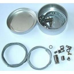 Kit réparation de câble moto