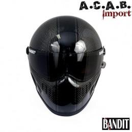 Casque moto integral Bandit XXR race carbon taille S 55-56