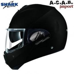 Casque Shark EvoLine series3 MAT Black Metal Mat