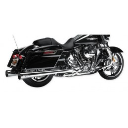 Collecteurs True-X chrome Tourer 09-16