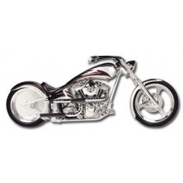 Echappement X-Pipe chrome Sportster 04-13