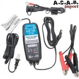Chargeur de batterie OptiMate 3 Drag Specialties