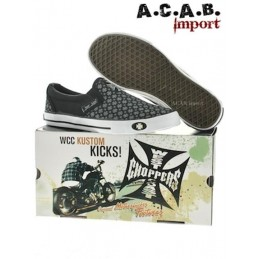 Chaussures West Coast Choppers Slip On