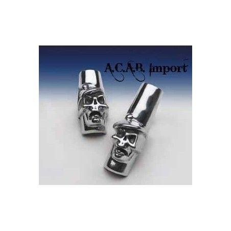 Clips Tige de poussoir hydraulique pour Panhead et Sporsters