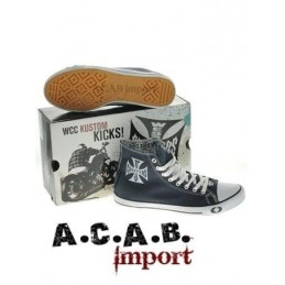 Basket montantes West Coast Choppers kicks Navy Warrior