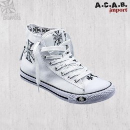 Basket montantes West Coast Choppers Warriors Hi-Top