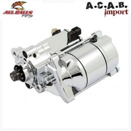 DÉMARREUR CHROME ALL BALLS 1.4KW Sporster XL 81/13 ET XR1200 08/12