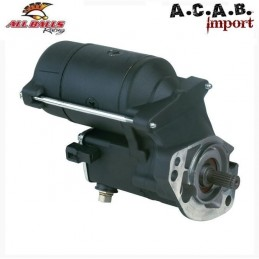 DÉMARREUR NOIR ALL BALLS 1.4KW BIG TWIN 89-06