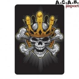 Desodorisant à suspendre Crowned Skull