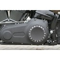 Cache allumage Drilled pour Evo Thunderbike - 1