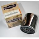 Filtre à huile Premium chrome Twin Cam 88, 1584 et M8 H D Custom Chrome - 1
